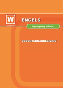 ERK - Mijn Omgeving - Hobby's  - Docentenhandleiding