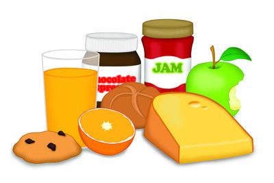 ERK - Eten en drinken - Ontbijt, lunch, diner - Toets B
