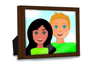 1P - Mijn omgeving - Familie - Toets A - Docentenhandleiding